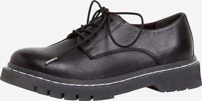 TAMARIS Veterschoen in de kleur Zwart, Productweergave