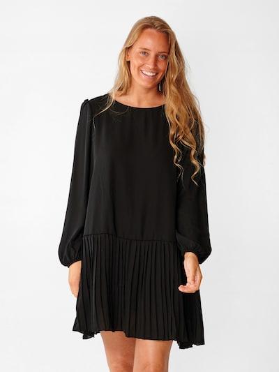 Noella Kleid 'Dagmar' in schwarz, Modelansicht