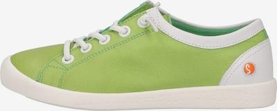 Softinos Sneakers laag in de kleur Groen, Productweergave