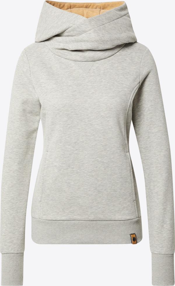 Sweatshirt 'Schönste Frau in Stadt'