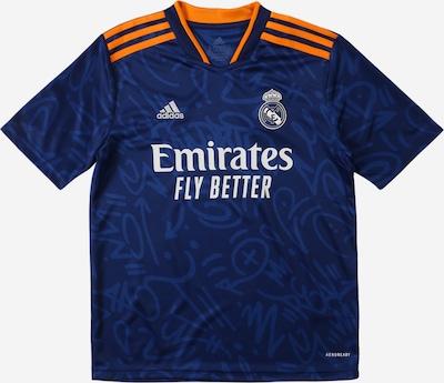Tricou funcțional 'Real Madrid' ADIDAS PERFORMANCE pe albastru marin / albastru închis / portocaliu / alb, Vizualizare produs