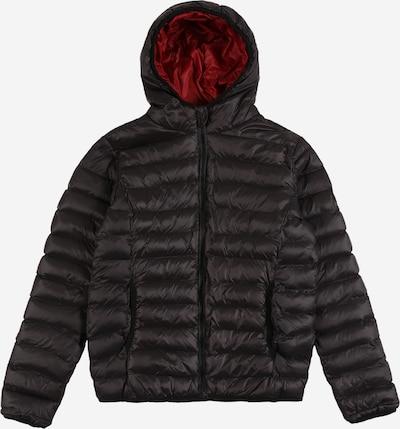 BLUE SEVEN Tussenjas in de kleur Rood / Zwart, Productweergave