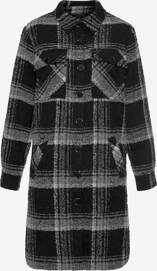 TAMARIS Between-Season Jacket in Grey / Black, Item view