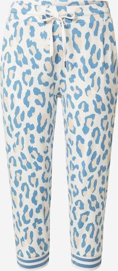 krém / füstkék / fehér Mey Pizsama nadrágok, Termék nézet