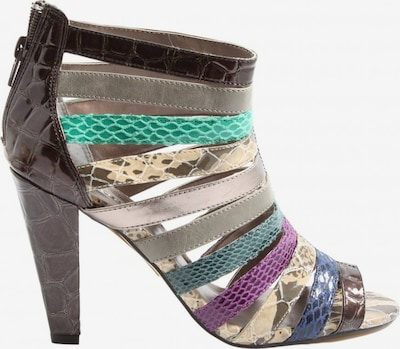 LA STRADA Sandals & High-Heeled Sandals in 38 in Turquoise / Brown / Silver, Item view