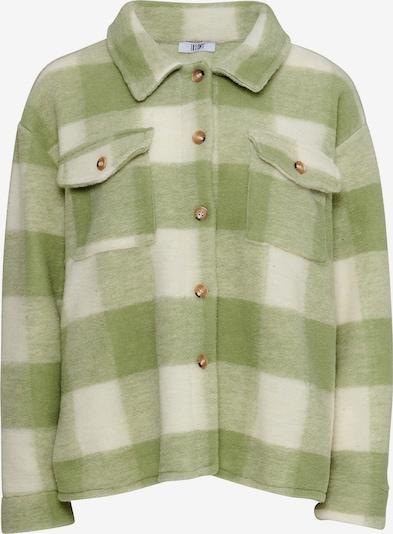 Tiffany Jacke in grün / weiß, Produktansicht