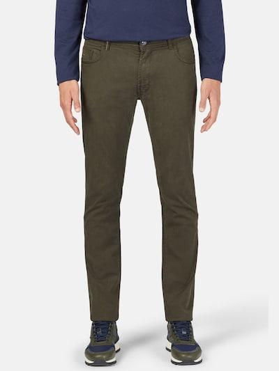 Boggi Milano Jeans in khaki, Modelansicht