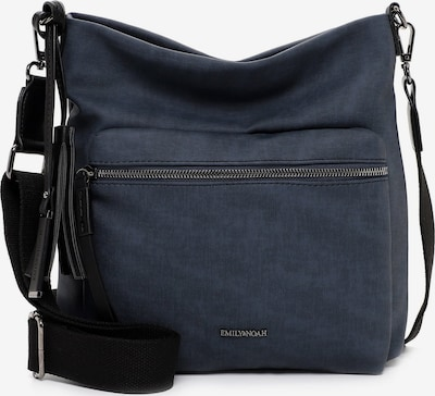Emily & Noah Shoulder Bag ' Fea ' in Blue / Dark blue, Item view