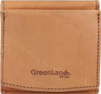 Greenland Nature Geldbörse in braun, Produktansicht