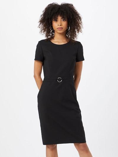HUGO Kleid 'Kilina' in schwarz, Modelansicht