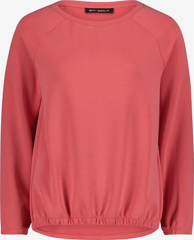 Betty Barclay Sweat-shirt en rouge, Vue avec produit
