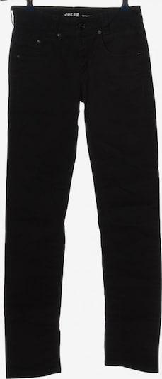 JOKER Straight-Leg Jeans in 27-28 in schwarz, Produktansicht