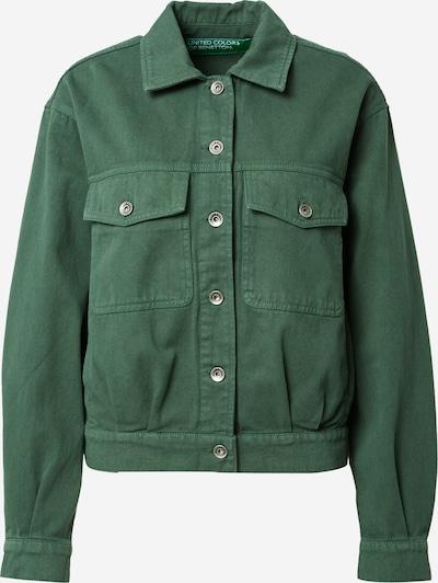 UNITED COLORS OF BENETTON Jacke in grün, Produktansicht