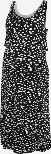 LOVE2WAIT Robe en noir / blanc, Vue avec produit