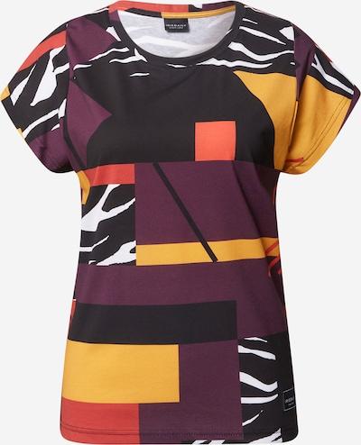 Iriedaily Koszulka 'Rudy' w kolorze fioletowy / mieszane kolorym: Widok z przodu