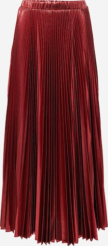 MAX&Co. Skirt 'PRESENZA' in Red