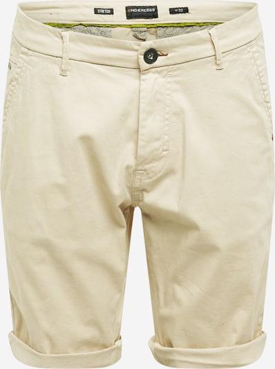 Pantaloni eleganți No Excess pe bej, Vizualizare produs