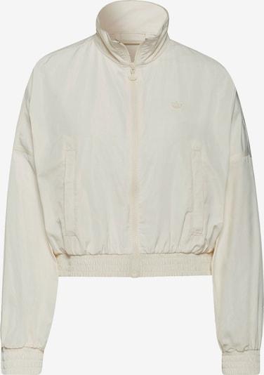 ADIDAS ORIGINALS Jacke in perlweiß, Produktansicht