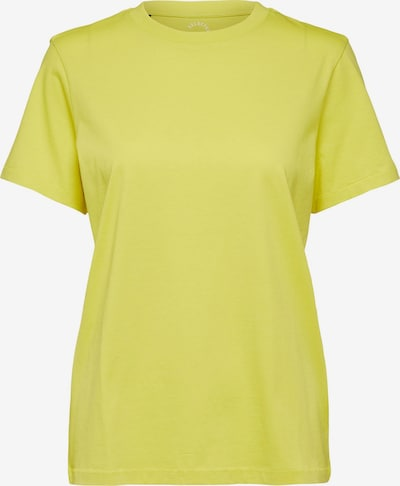 SELECTED FEMME Shirt in gelb, Produktansicht