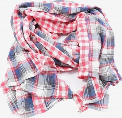 MAISON SCOTCH Trachtentuch in One Size in blau / pink / weiß, Produktansicht