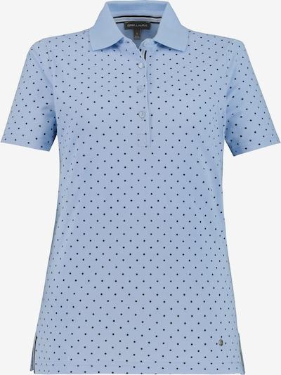 Gina Laura Shirt in rauchblau / nachtblau, Produktansicht