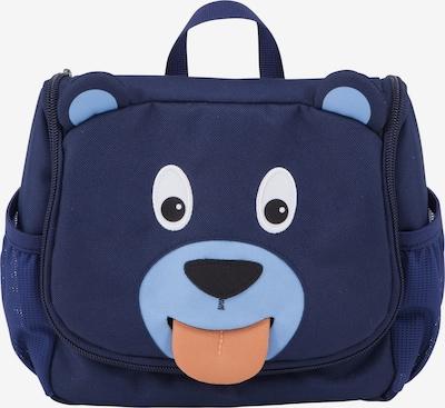 Affenzahn Tas 'Bär' in de kleur Navy / Lichtblauw, Productweergave