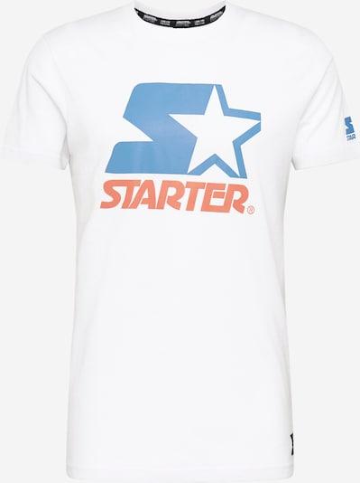 Starter Black Label Тениска в синьо / червено / бяло, Преглед на продукта
