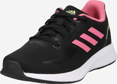 ADIDAS PERFORMANCE Athletic Shoes 'Runfalcon 2.0' in Light yellow / Pink / Black, Item view