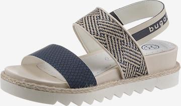 bugatti Sandale in Blau