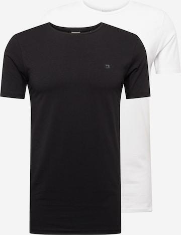 SCOTCH & SODA T-Shirt in Schwarz