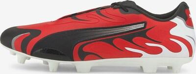 PUMA Fußballschuh 'Future' in rot / schwarz / weiß, Produktansicht
