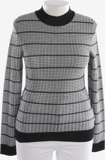 ROLAND MOURET Sweater & Cardigan in L in Black / Silver, Item view