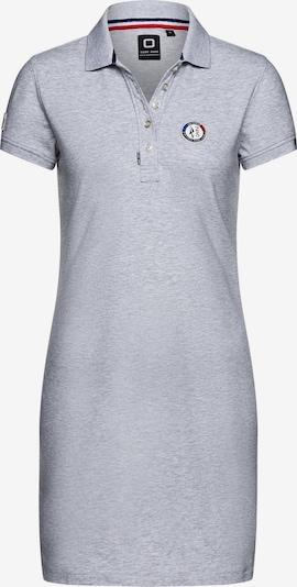 CODE-ZERO Polokleid 'Les Voiles' Polokleid Damen in grau, Produktansicht