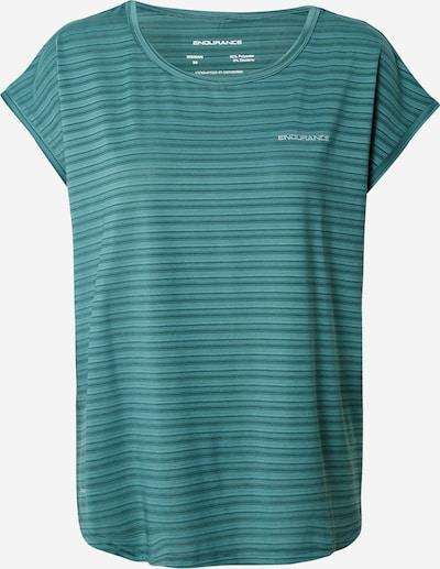 ENDURANCE T-shirt fonctionnel 'Limko' en pétrole / jade, Vue avec produit