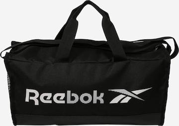 Reebok Sport Sporttasche in Schwarz