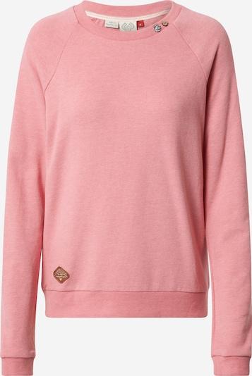 Ragwear Sweatshirt 'DARIL' in rosé, Produktansicht