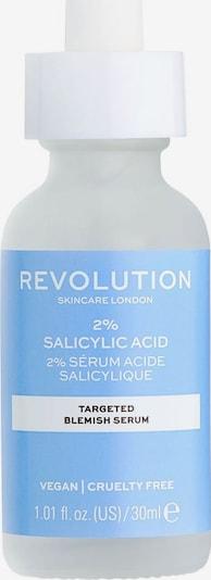 Revolution Skincare Serum in blau, Produktansicht