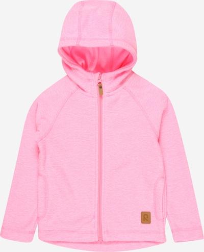 Reima Flīsa jaka 'Haave' neona rozā, Preces skats