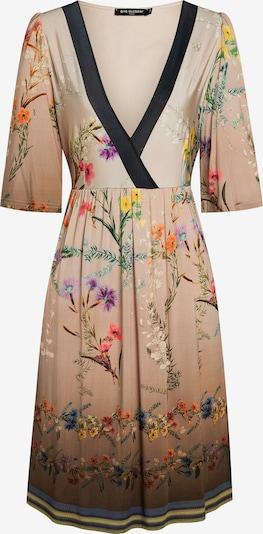 Ana Alcazar Kleid 'Celba' in beige / gelb / grau / grün / pastellpink, Produktansicht