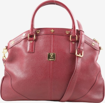 MCM Bag in One size in Red