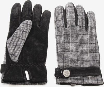 Karl Lagerfeld Handschuhe in XL in grau / schwarz, Produktansicht