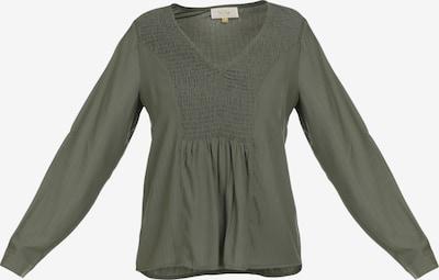 usha FESTIVAL Bluse in grün, Produktansicht