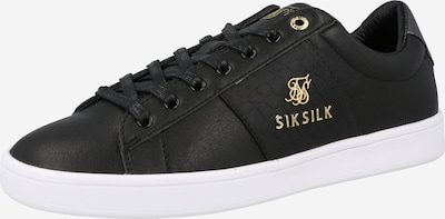 SikSilk Sneakers in Black, Item view
