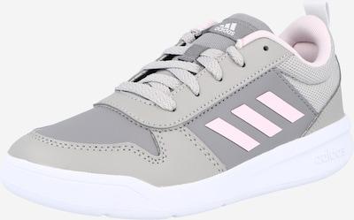 ADIDAS PERFORMANCE Chaussure de sport 'Tensaur' en gris / gris clair / rose clair, Vue avec produit