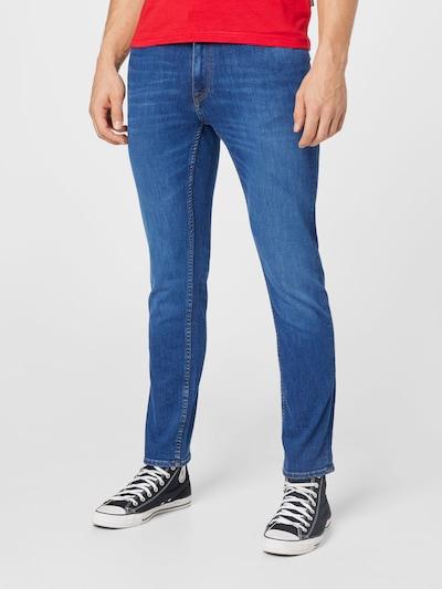 ARMEDANGELS Jeans 'IAAN' in blau, Modelansicht