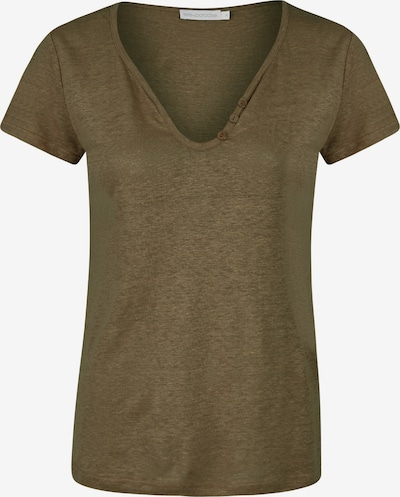 eve in paradise T-Shirt in oliv, Produktansicht