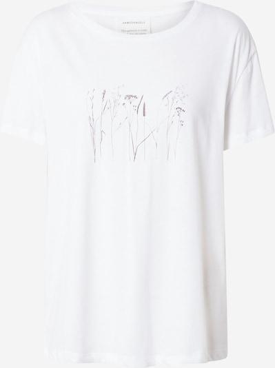 ARMEDANGELS Shirt 'NELAA GRASSES' in offwhite, Produktansicht