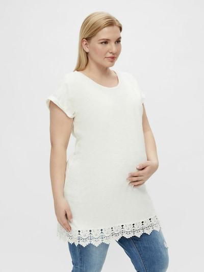 MAMALICIOUS Kleid 'Aletta' in weiß, Modelansicht