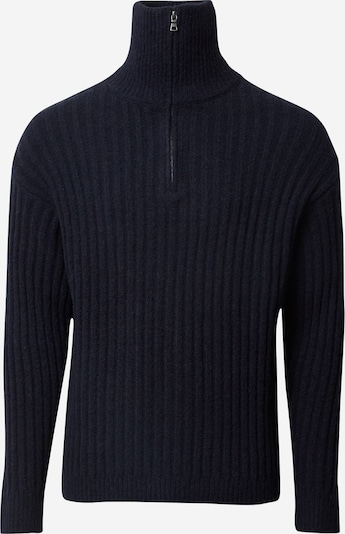 DAN FOX APPAREL Pullover 'Eren' in navy, Produktansicht