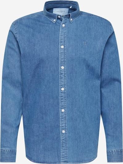 Les Deux Krekls 'Bill', krāsa - zils džinss, Preces skats